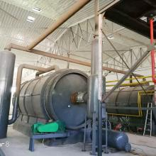 Tire Gasification Pyrolysis Carbon Plant