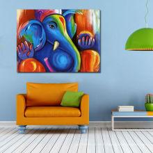 Ganesh Wand hängende Malerei