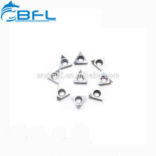 BFL Solid Carbide Milling Inserts/Solid Carbide Inserts For Prcoessing Steel