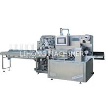 Máquina de embalagem horizontal automática do fluxo do emplastro da infusão