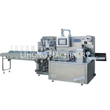 Automatic Horizontal Infusion Plaster Flow Packing Machine