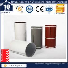 Anodizing Sliver White Aluminum Industrial Profile