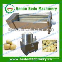 Obst und Gemüse Waschmaschine & kommerzielle Kartoffel schälen Maschine