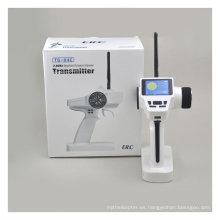 Transmisor y receptor de la pantalla de 2.4G LCD para los coches de RC y los barcos de RC