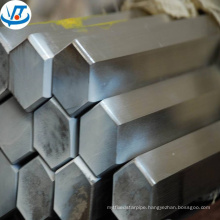 Factory small MOQ wholesale steel hexagonal rod