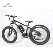 8fun1000w HD mid drive moteur gros pneu vélo électrique 2017 2018