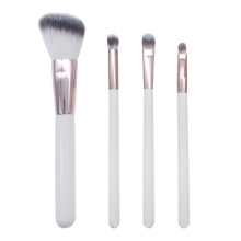 Custom makeup brushes synthetic bristle makeup brushes set with case private label