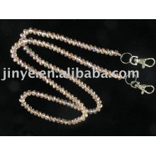 fashion crystal bag cord