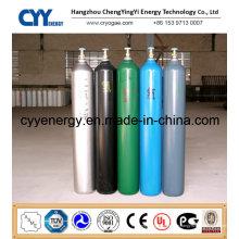 Hoher Reinheitsgrad-gute Qualität Stahlgasflasche (ASME)