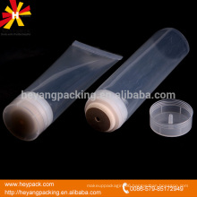 200ml clear foam sponge tube