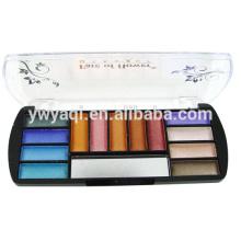 Fábrica de maquillaje de ojos profesional maquillaje paletas 13 colores sombra de ojos