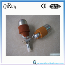 Compound Probe Meter for Steel Mill