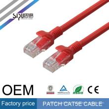 SIPU alta qualidade venda Quente 305 metro utp cat5e lan cabo de rede 4 par preço com cat5 jumper fio