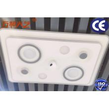 Mobile App Smart Ceiling Light Installation