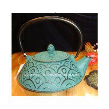 Peg08 Чугунный литейный чайник