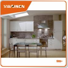 Cabinet de cuisine en PVC à écran plat OEM Thermo foam