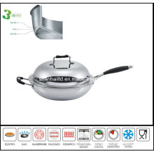 All-Clad Stainless Steel Wok