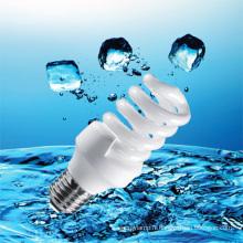 Lampe économiseuse d'énergie de 25W T4 pleine spirale avec le prix bon marché (BNF-HS-F)