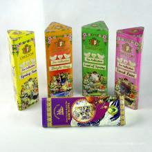 Caja de estaño de regalo de promoción, caja de metal de té de la caja, caja de la lata de la galleta del caramelo