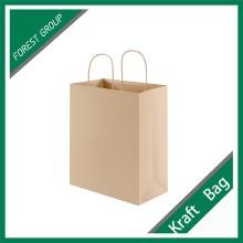 Kundenspezifische Brown-preiswerte recycled Kraft-Beutel