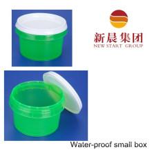 Герметичный водонепроницаемый зелёный цвет пластика хранения бутылки