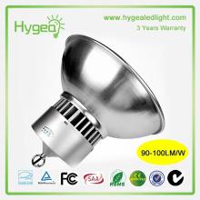 La haute qualité a conduit un prix élevé de l'éclairage de la baie La garantie de 50 ans de garantie de 3 ans a conduit un luminaire haute lumière
