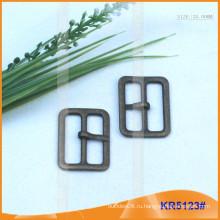 Внутренний размер 25мм Металлические пряжки для обуви, сумки или ремня KR5123