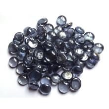 Perlas de vidrio plano