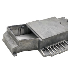 Customized high precision ADC12 top cover of projector body OEM aluminum die casting parts