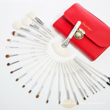 Professional 26 PCS Natural Animal Hair Cosmetic Makeup Brushes