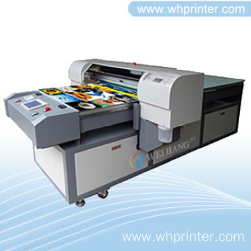 Inkjet Machine For Leather
