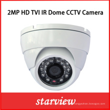 Cámara de los surtidores de las cámaras del CCTV de la bóveda de 2MP HD Tvi IR (SV-D7S20TVI)