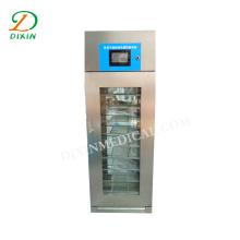 Gabinete de secagem de porta dupla para instrumentos médicos cirúrgicos