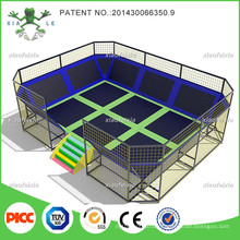 Multi Functional Small Indoor Trampoline Park
