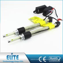 Peças de automóvel de preço de fábrica iluminação MZ chip CE Rohs IP68 12 v r4 lâmpada do farol do carro levou h1