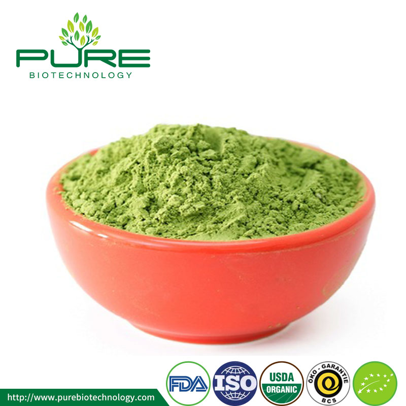 organic wheat grass powder0907