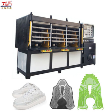 Plastic Shoes Vamp Molding Equipment with Sensor