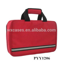 small sizes emergency bag with multi pockets inside