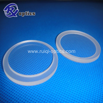 Uncoated Single Crystal Sapphire Parallel Windows