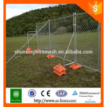 Temporary portable children safety swimming pool fence movable safe outdoor