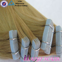 Large Stock Top Quality Virgin Hair Tape Double Drawn Mini Tape Hair Extension