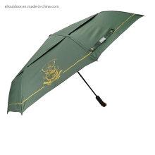 27 Inch Double Golf Umbrella Automatic 2 Folding Windproof Umbrella