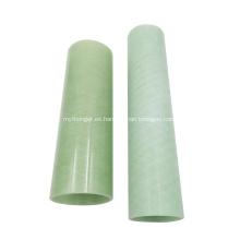 Tubo de aislamiento de tela de fibra de vidrio epoxi Tubo FR4 G10
