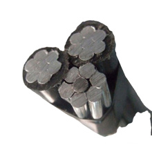high quality medium voltage overhead 3.5mm 3 core multiplex abc cable at good price