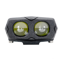 Éclairage de motos Feux de conduite antibrouillard Spot de moto