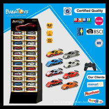 New product radio remote control toy with pdq box kids electric car