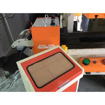Metal CNC Servo Feeder Machine