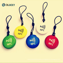 Free Samples RFID NFC Sticker 216 NFC Sticker for Android Mobile IOS Mobile Payment
