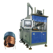 Machine d'insertion de bobines de bobine de bobine de stator