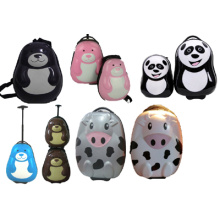 Bagage trolley animaux Style abs kids'